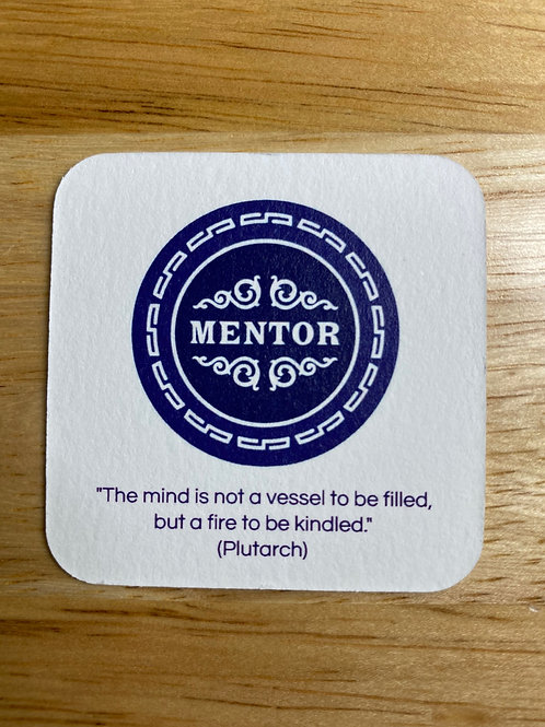 "Soteria Mentor Card - 2"" x 2"" - individual"