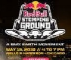 Redbull Stomping Grounds flyer