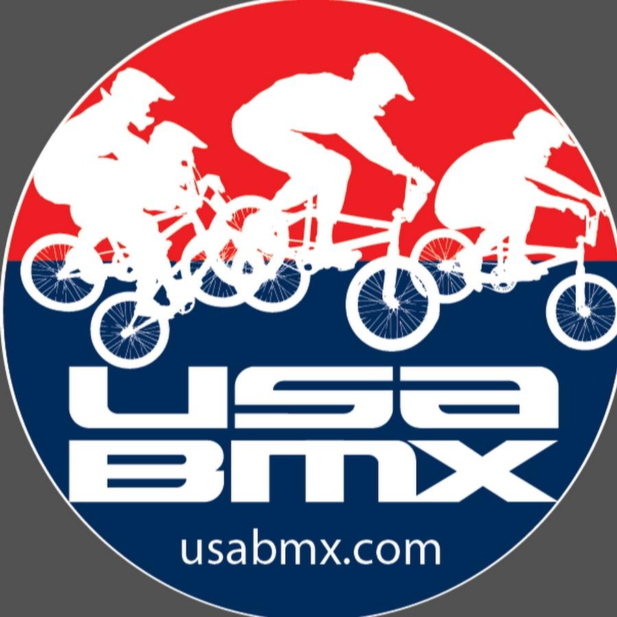 USA BMX LOGO