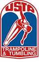 US  Tumbling & Trampoline Logo