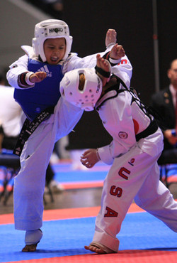 young tkd