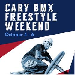 Cary BMX Weekend 2019
