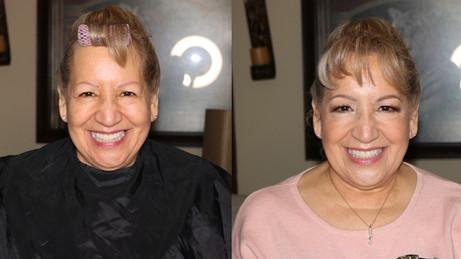 Aunt of Bride- Makeup