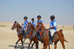 Dhabian Al Khaleej Endurance Team