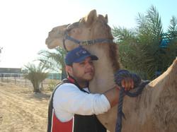 Mohammed Al Qubaisi and Al Awari