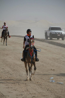 DAK Endurance Team Al Hosn Cup Race