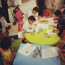 Colouring education
