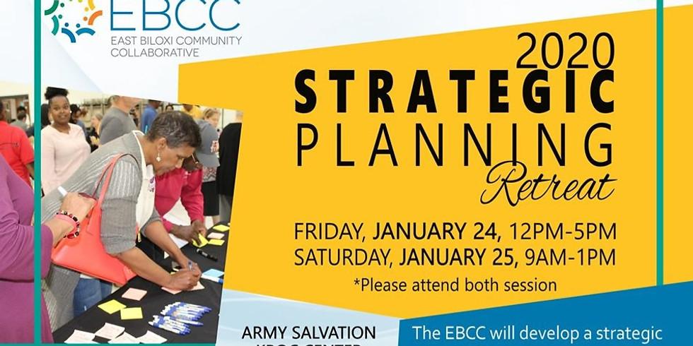 EBCC 2020 Strategic Planning Retreat