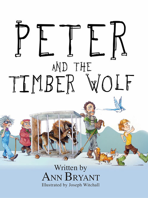 Peter and theTimber Wolf