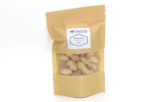 Monkey Nuts 50g