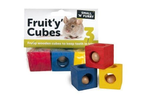 Sharples Fruit 'y' Cubes