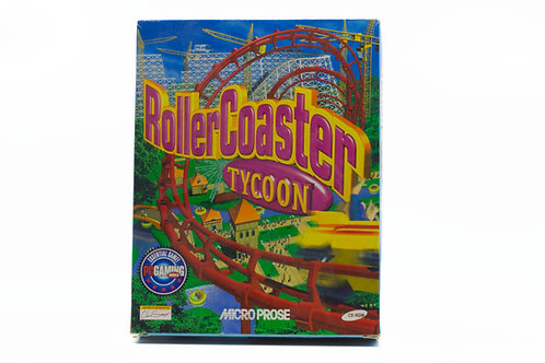 Roller Coaster Tycoon - Big Box Games