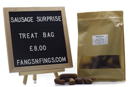 Sausage Surprise Treat Bag
