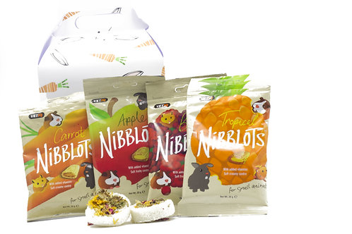 Rabbit Nibble Treat Box