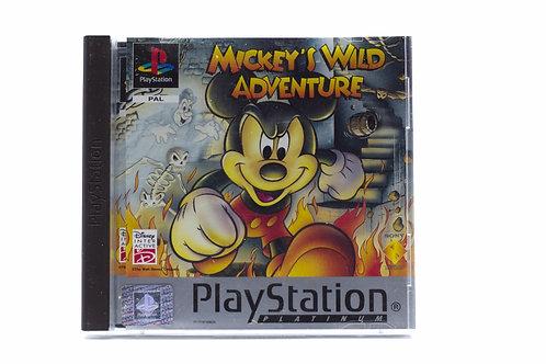 Mickeys's Wild Adventure