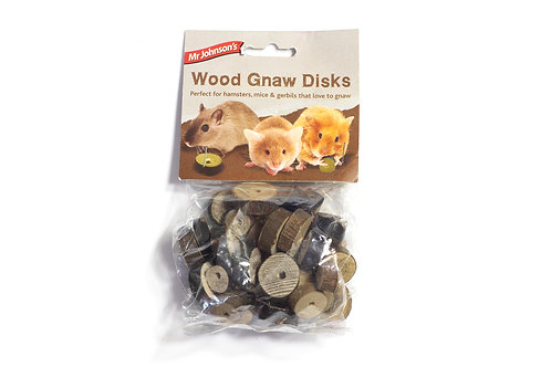 Mr Johnson's Wood Gnaw Disks