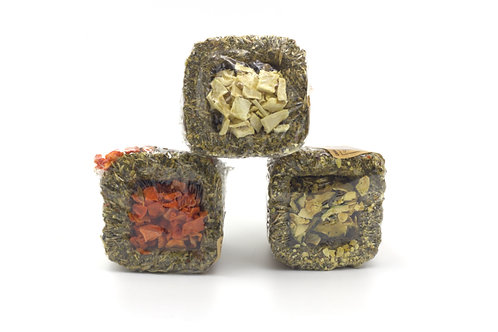 Rosewood Naturals Grainless Nibble Pots