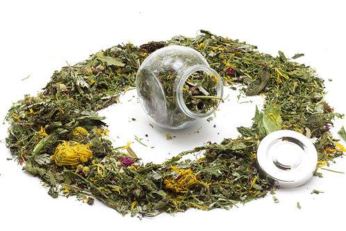 Flower & Herb Salad Mix