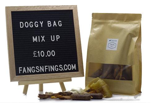 Doggy Bag - Mix-up of Natural Dog Treats