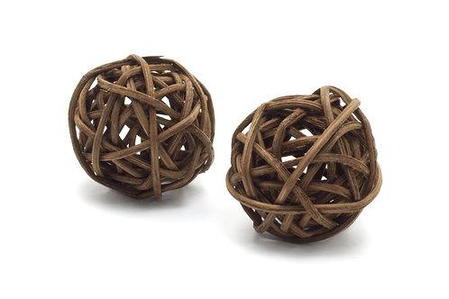Rattan Balls Small