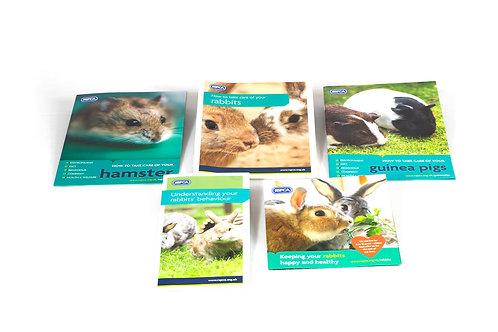 RSPCA Care Leaflets