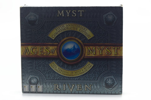 Ages of Myst - Big Box Games