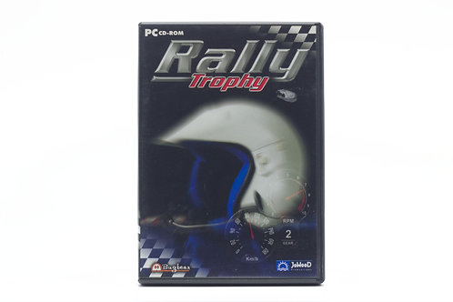 Rally Trophy Game PC CD-ROM