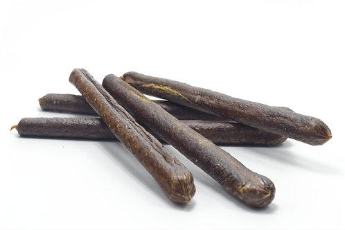 Dog Beef and Vegetable Long Sausage