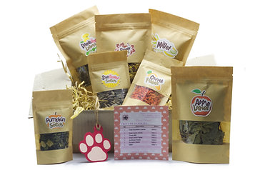 Furry Feast Small Animal Treat Box