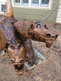 AM Sculptures- Dragon