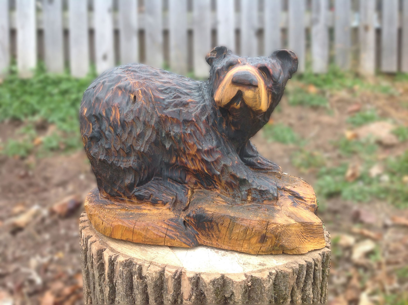 AM Sculptures- Small Bear
