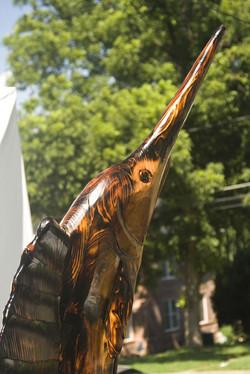 AM Sculptures- Sailfish 1