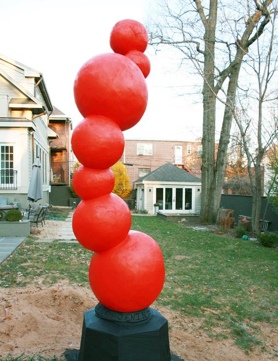 AMSculptures_spheres_sculpture_chainsawA