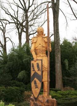 AM Sculptures- Knight Stump
