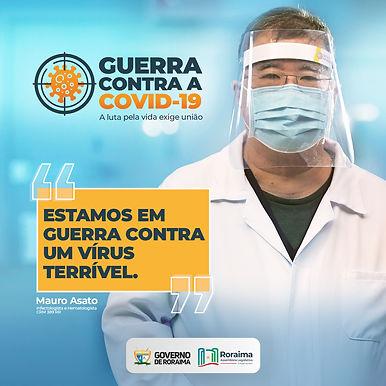 Biossegurança no contexto de pandemia