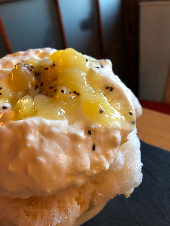 キウイミルククリームチーズ