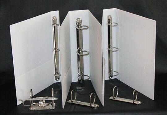 CARPETAS LOMO 3-5-8 cm