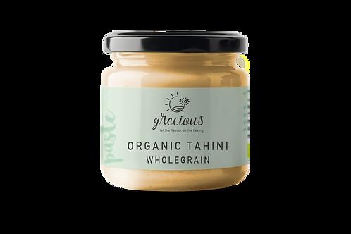 Organic Wholegrain Tahini 350g