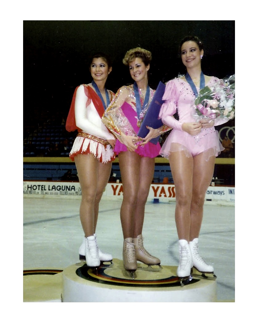 Golden Spin of Zagreb Champion