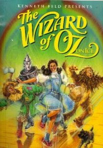 The Wizard Of Oz on Ice Show