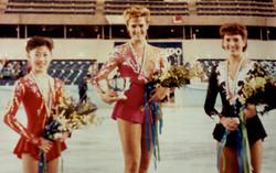 1987 US Junior Ladies National 1st