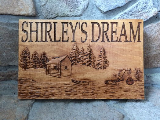 Personalized and Customizable Plaque