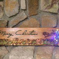 Merry Christmas - Medium
