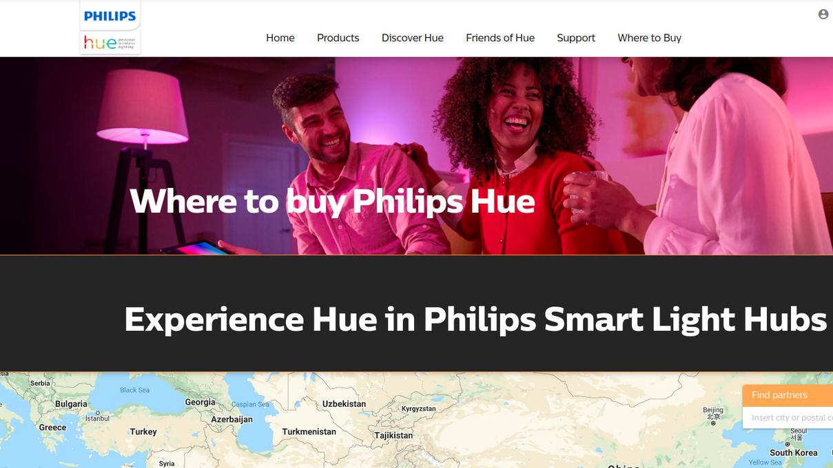 Philips Hue Where to Buy