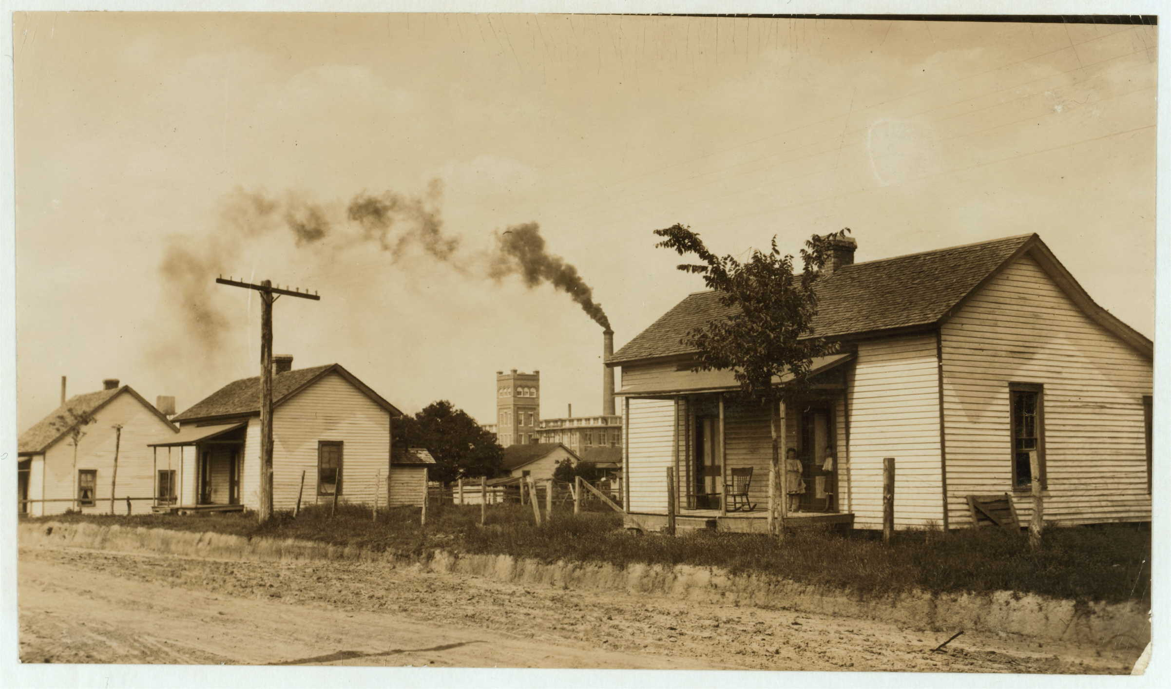 Cotton mill, Tupelo, MS, ca. 1911