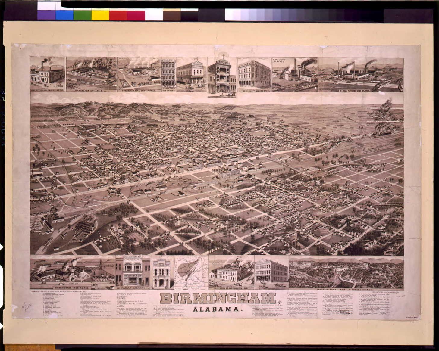 Birmingham, AL, ca. 1880