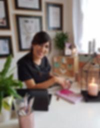 Caroline Cretton Institut de beauté L'Evanescence en Valais