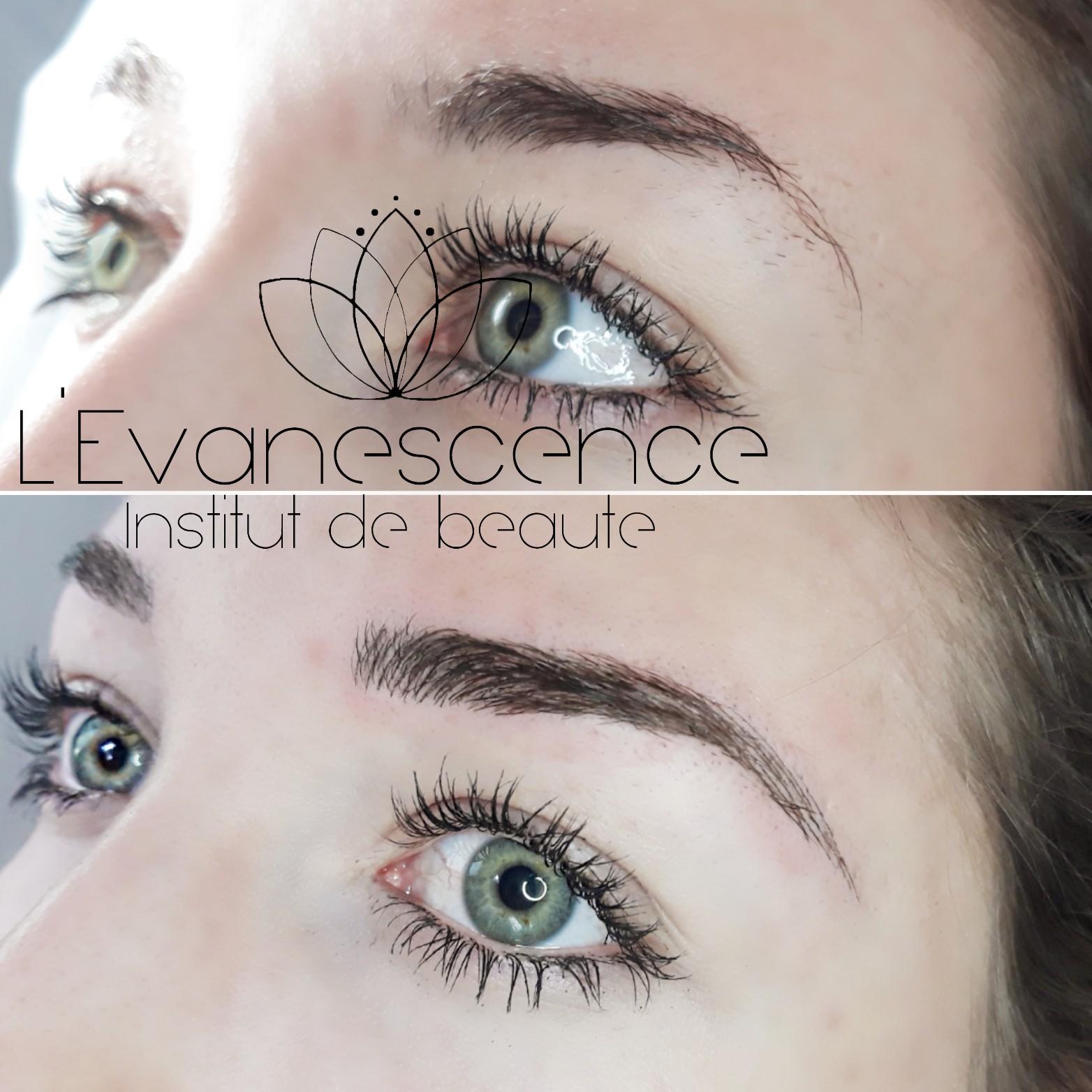 microblading L'Evanescence Valais