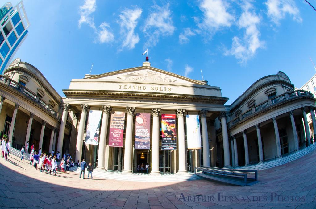 Teatro Solis - Montevideo - Uruguai