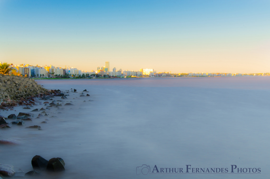 Faro de Punta Carretas - Montevideo - Urugua